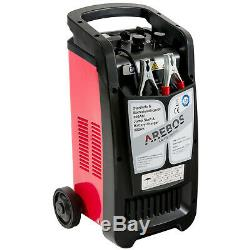 Heavy Duty Vehicle Car Battery Charger Booster 12V/24V Jump Starter with Trolley