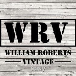 Industrial Pipe 4-Way Clothing Rack by William Robert's Vintage