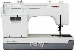 Janome 1600P-QC Professional Industrial Grade Heavy Duty Sewing Machine NEW