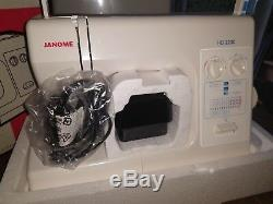 Janome HD2200 Heavy Duty Domestic Sewing Machine BRAND NEW Sewing Bee