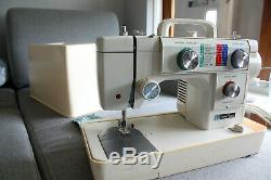 Janome New Home 691 Heavy Duty Sewing Machine