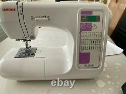 Janome SL30X Computerised Sewing Machine Heavy duty