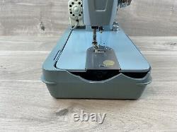 Jones Heavy Duty Zig Zag Sewing Machine for Heavy Duty Work + Extras