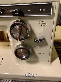 Kenmore 158.19412 Heavy Duty Metal Sewing Machine Made in Japan