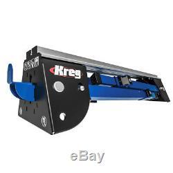 Kreg KWS500 Heavy Duty Steel Portable Folding Adjustable Working Track Horse