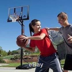 Lifetime Heavy Duty Portable Basketball Hoop 52 Inch 132cm New