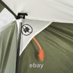 Lodge Tent 8 Person Outdoor Camping Portable Travel Family Shelter Dome Cabin