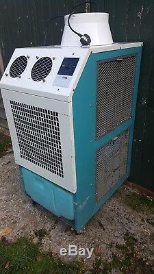 MOVINCOOL SF15 15000 BTU Portable Air Conditioning. Heavy-duty, Industrial