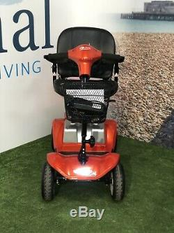 March Sale Kymco Mini Comfort (Orange) Portable Mobility Scooter