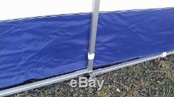 Mastertent 6m x 3m market stall / event tent / hospitality marquee (2 available)