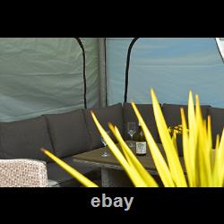 Maypole Air Event Sun Shelter Inflatable Beach Garden Gazebo Camping