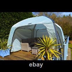 Maypole Air Inflatable Event Portable Sun Shelter with Protection Garden Camping