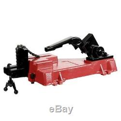 Milwaukee Band Saw Table Portable Heavy Duty Clamping Chain Crank Free Standing
