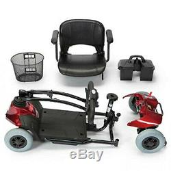 Mobility Scooter Drive Medical Strider St1 St1d Portable Red Easy Store Carry Uk