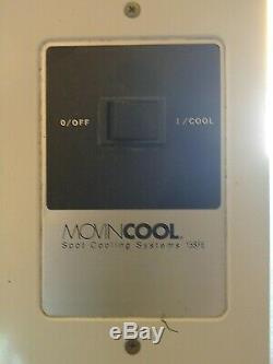 Movincool SF15 1500btu Portable air conditioner. Heavy-duty industrial