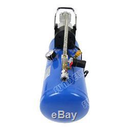 NEW! 8L Heavy Duty 12v Portable Air Compressor 4x4 Tyre Pump
