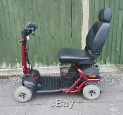 NEW BATTERIES 8mph Liteway 8 Mobility Scooter Portable Delivery Possible