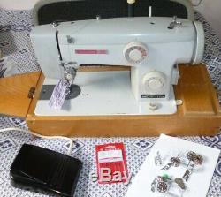 Necchi 35 Sewline Semi Industrial Heavy Duty Zigzag & Straight Stitch Machine