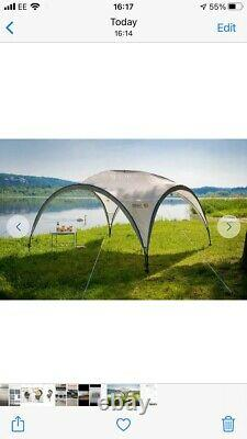 New Coleman Event Shelter 3M X 3M RRP £199