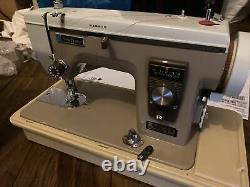 New Home Semi Industrial ZigZag Sewing Machine Model 535 Heavy Duty