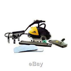 New Portable Heavy Duty Steam Cleaner Vapor Auto Boat Handheld Car RV Cleaning