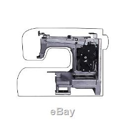 New Singer Heavy Duty Sewing Machine Industrial Portable Leather Embroidery