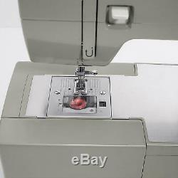 New Singer Heavy Duty Sewing Machine Industrial Portable Leather Embroidery 4452