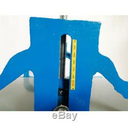 New Slab Roller No Reduce Clay Adjustable No Shims Heavy Duty Portable 4535cm