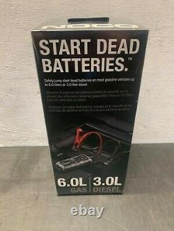 Noco GB40 1000A Lithium Jump Starter boost plus Ultra safe With Heavy Duty Case