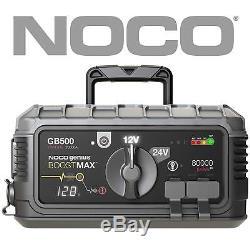 Noco Genius Boost Max GB500 20000A Bus, Truck 12/24v Jump Starter Heavy Duty