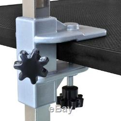 Pet Hydraulic Bath Grooming Table with Adjustable Swivel Non-slip Dogs Cats NEW