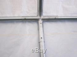 Portable Carport Garage Storage Car Shed Tent Canopy Heavy Duty Door Waterproof