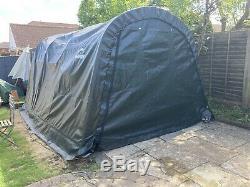 Portable Garage Shelter