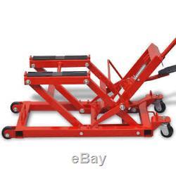 Portable Hydraulic Floor Trolley Jack Tonne Lifting Heavy Duty Car Van Lifting