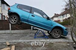 Portable Pivot Car Lift 1500kg