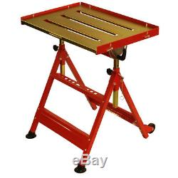 Portable Welding Table Work Bench For Mig Tig Welder Heavy Duty