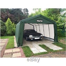 Portable garage heavy duty 6.1x3.7x2.5m Clarke CIG81220 Brand New Unopened