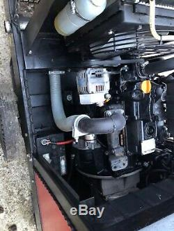 Pramac P11000 10 kva Heavy Duty Diesel Site Generator with Yanmar Engine 282hrs