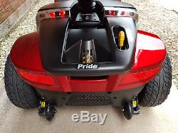 Pride Colt Deluxe Mobility Scooter/disability Scooter. Portable Mobility Scooter