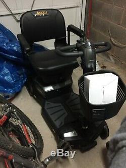 Pride Jazzy Zero Turn Portable Mobility Scooter