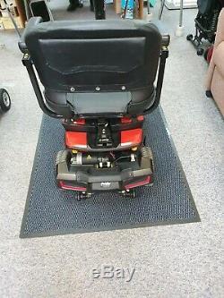 Pride Jazzy Zero Turn ZT Portable Mobility Scooter + new throttle