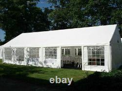 Quictent 6X12M Heavy Duty Waterproof Marquee Wedding Party Tent Outdoor Gazebo