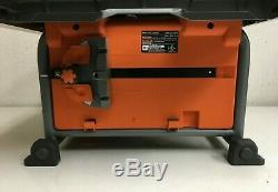 RIDGID R45171 15 Amp Corded 10 In. Heavy-Duty Portable Table Saw GR