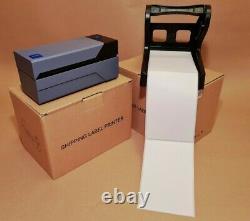 ROLLO / BEEPRT Direct Thermal Label Printer 4x6 Heavy-Duty Monochrome