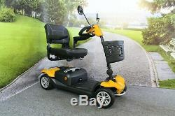 Rascal Vista 4mph Portable Boot Mobility Scooter
