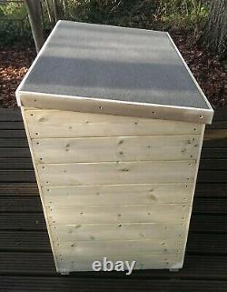 Recycle Bin Store, Free Local Delivery. High Quality Construction. No Assembly