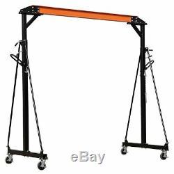 SG1000 Portable Gantry Crane Adjustable 1tonne SEALEY