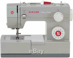 SINGER Heavy Duty 4423 Sewing Machine 23 Built In Stitches crafts make clothes