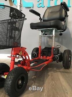Sale Supascoota Sport XL Lightweight Portable Mobility Scooter