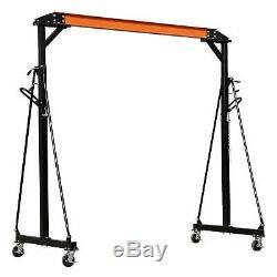 Sealey Portable / Adjustable All Steel Lifting Gantry Crane 1tonne 1T SG1000